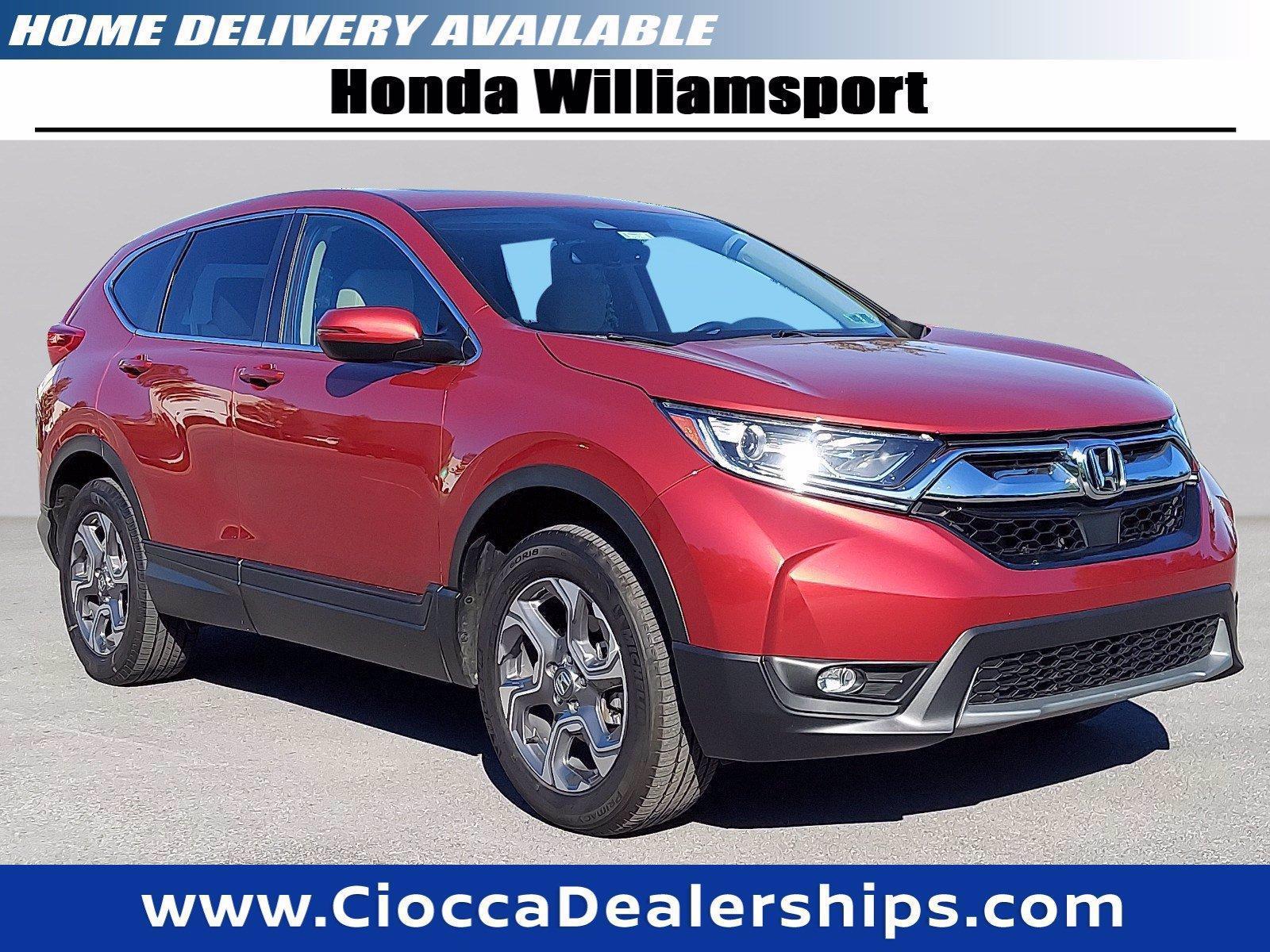 2018 Honda CR-V Vehicle Photo in Muncy, PA 17756