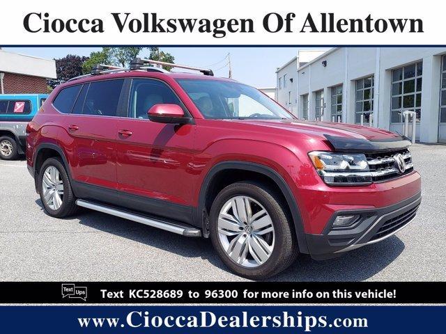 2019 Volkswagen Atlas Vehicle Photo in Allentown, PA 18103