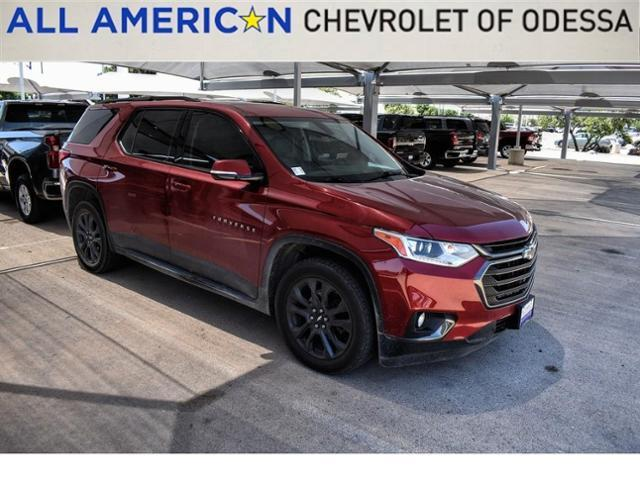 2019 Chevrolet Traverse Vehicle Photo in Odessa, TX 79762