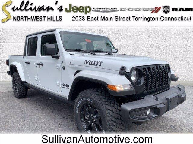 2021 Jeep Gladiator Vehicle Photo in TORRINGTON, CT 06790-3111