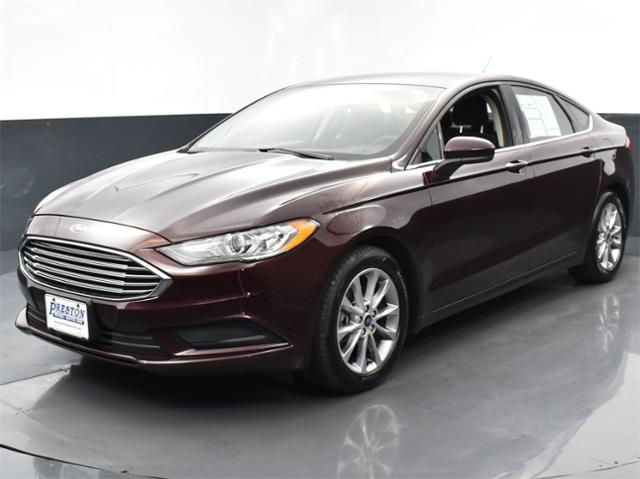 2017 Ford Fusion Vehicle Photo in BURTON, OH 44021-9417