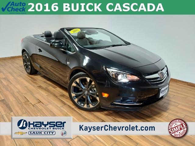 2016 Buick Cascada Vehicle Photo in Sauk City, WI 53583