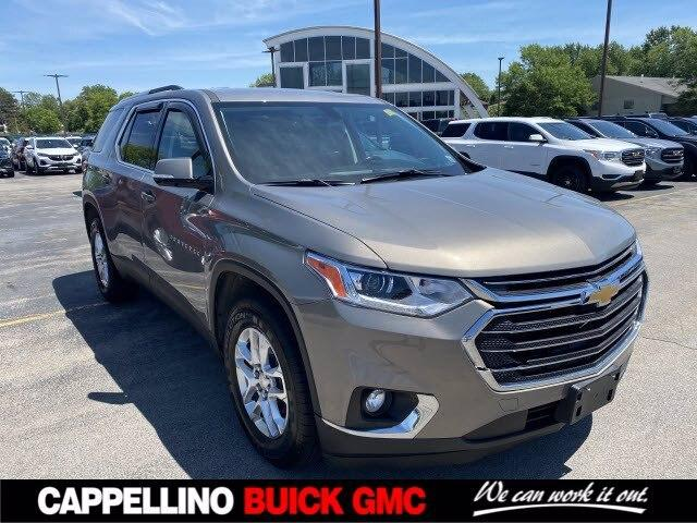 2018 Chevrolet Traverse Vehicle Photo in Williamsville, NY 14221