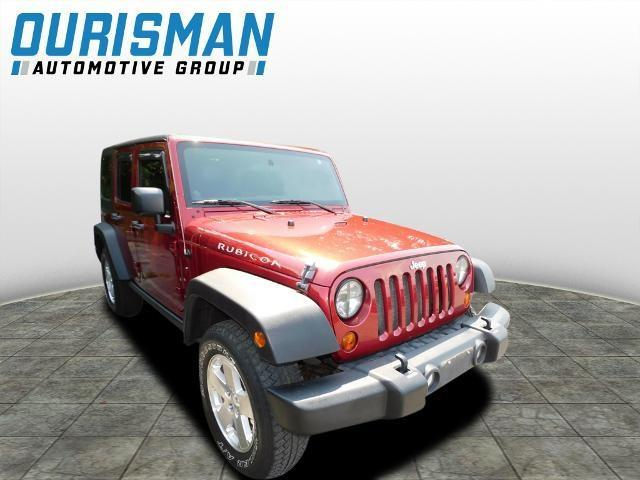 2011 Jeep Wrangler Unlimited Vehicle Photo in Clarksville, MD 21029