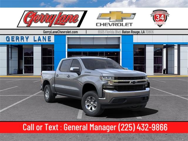 2021 Chevrolet Silverado 1500 Vehicle Photo in Baton Rouge, LA 70806