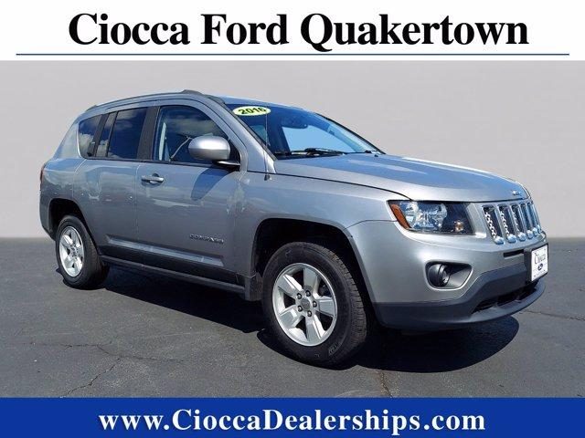 2016 Jeep Compass Vehicle Photo in Quakertown, PA 18951