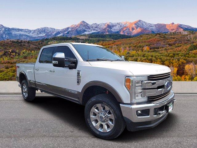 2017 Ford Super Duty F-250 SRW Vehicle Photo in Colorado Springs, CO 80905