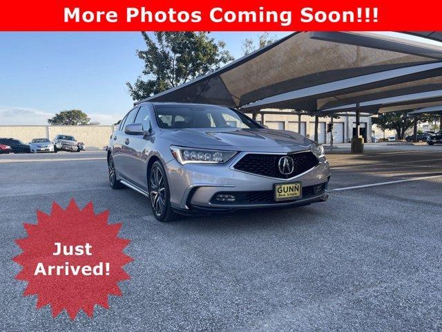 2019 Acura RLX Vehicle Photo in San Antonio, TX 78230