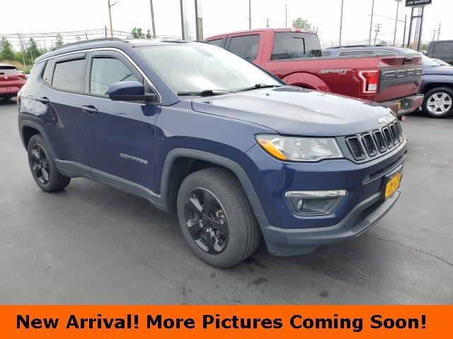 2019 Jeep Compass Vehicle Photo in DEPEW, NY 14043-2608