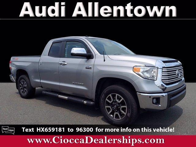2017 Toyota Tundra 4WD Vehicle Photo in Allentown, PA 18103