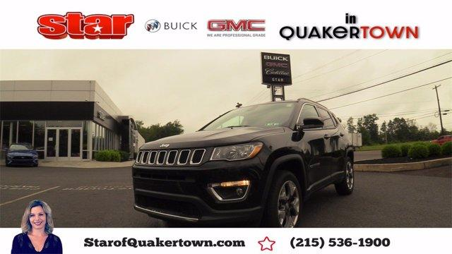 2018 Jeep Compass Vehicle Photo in QUAKERTOWN, PA 18951-2312
