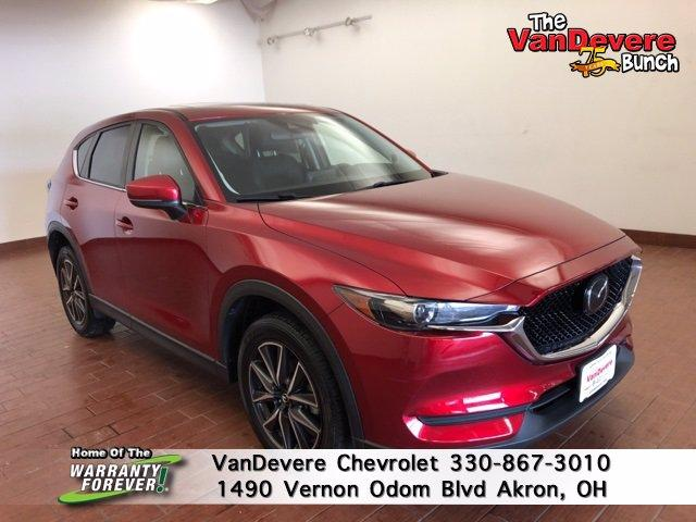 2018 Mazda CX-5 Vehicle Photo in AKRON, OH 44320-4088