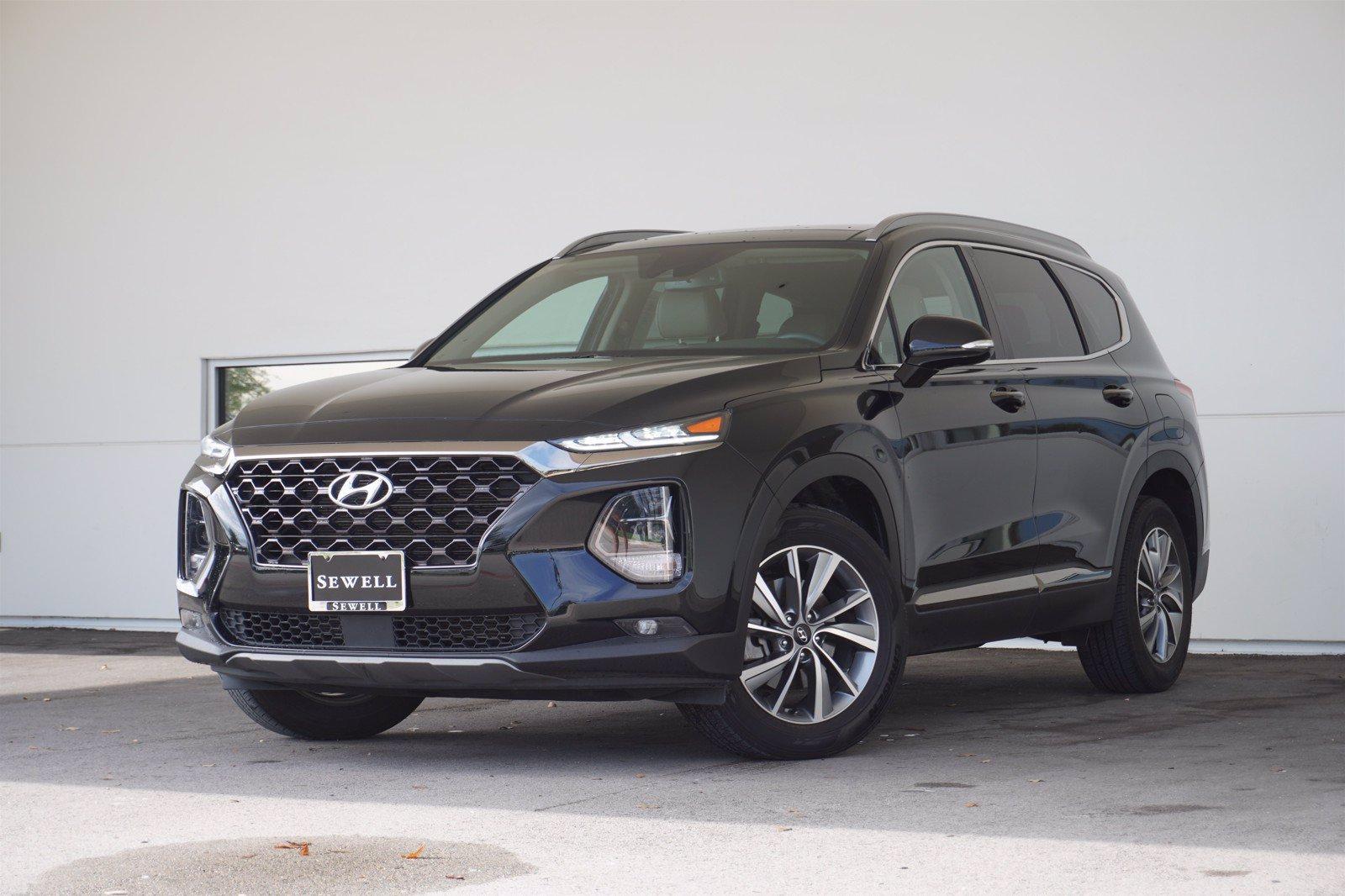 2019 Hyundai Santa Fe Vehicle Photo in Grapevine, TX 76051