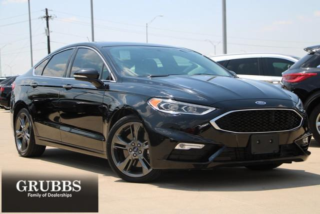 2017 Ford Fusion Vehicle Photo in Grapevine, TX 76051
