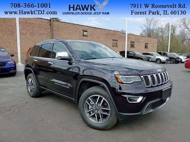 2020 Jeep Grand Cherokee Vehicle Photo in Plainfield, IL 60586