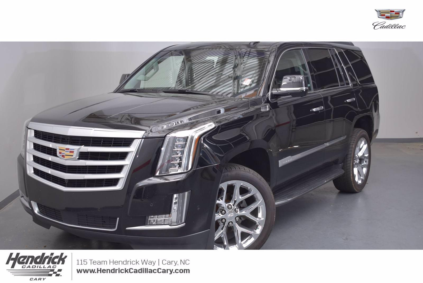 2018 Cadillac Escalade Vehicle Photo in Cary, NC 27511