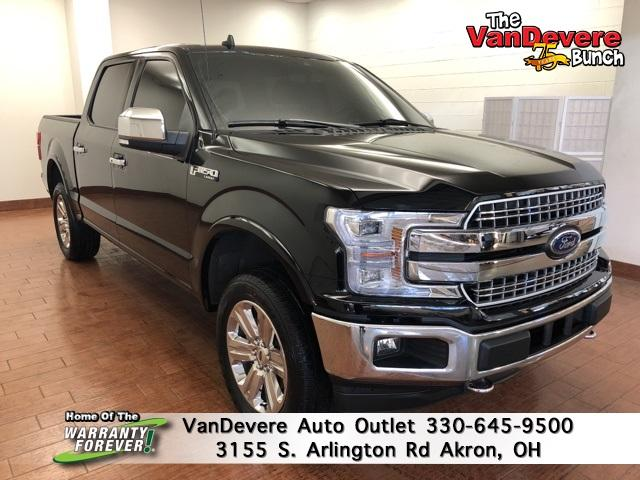 2020 Ford F-150 Vehicle Photo in Akron, OH 44312