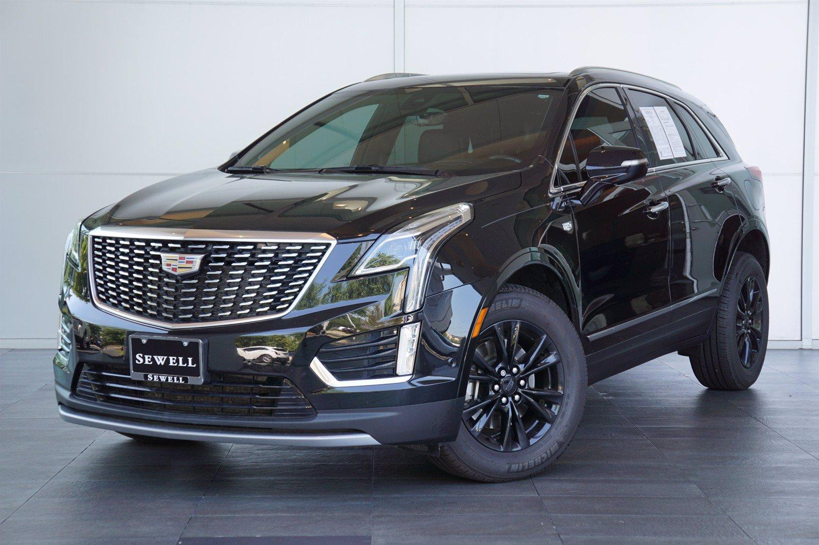 2020 Cadillac XT5 Vehicle Photo in Houston, TX 77079
