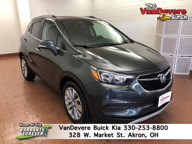 2018 Buick Encore Vehicle Photo in Akron, OH 44303