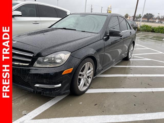 2014 Mercedes-Benz C-Class Vehicle Photo in San Antonio, TX 78230