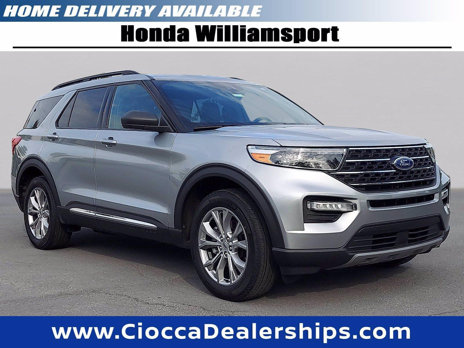 2020 Ford Explorer Vehicle Photo in Muncy, PA 17756