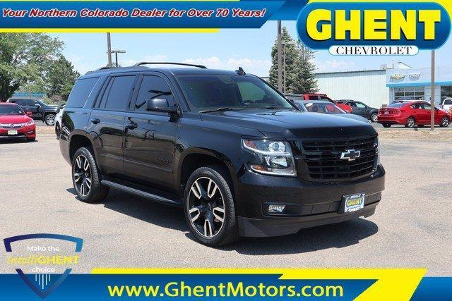 2019 Chevrolet Tahoe Vehicle Photo in GREELEY, CO 80634-4125