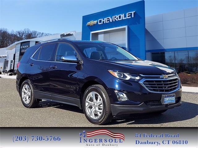 2020 Chevrolet Equinox Vehicle Photo in Danbury, CT 06810