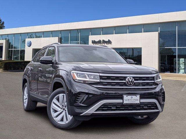 2021 Volkswagen Atlas Cross Sport Vehicle Photo in San Antonio, TX 78257
