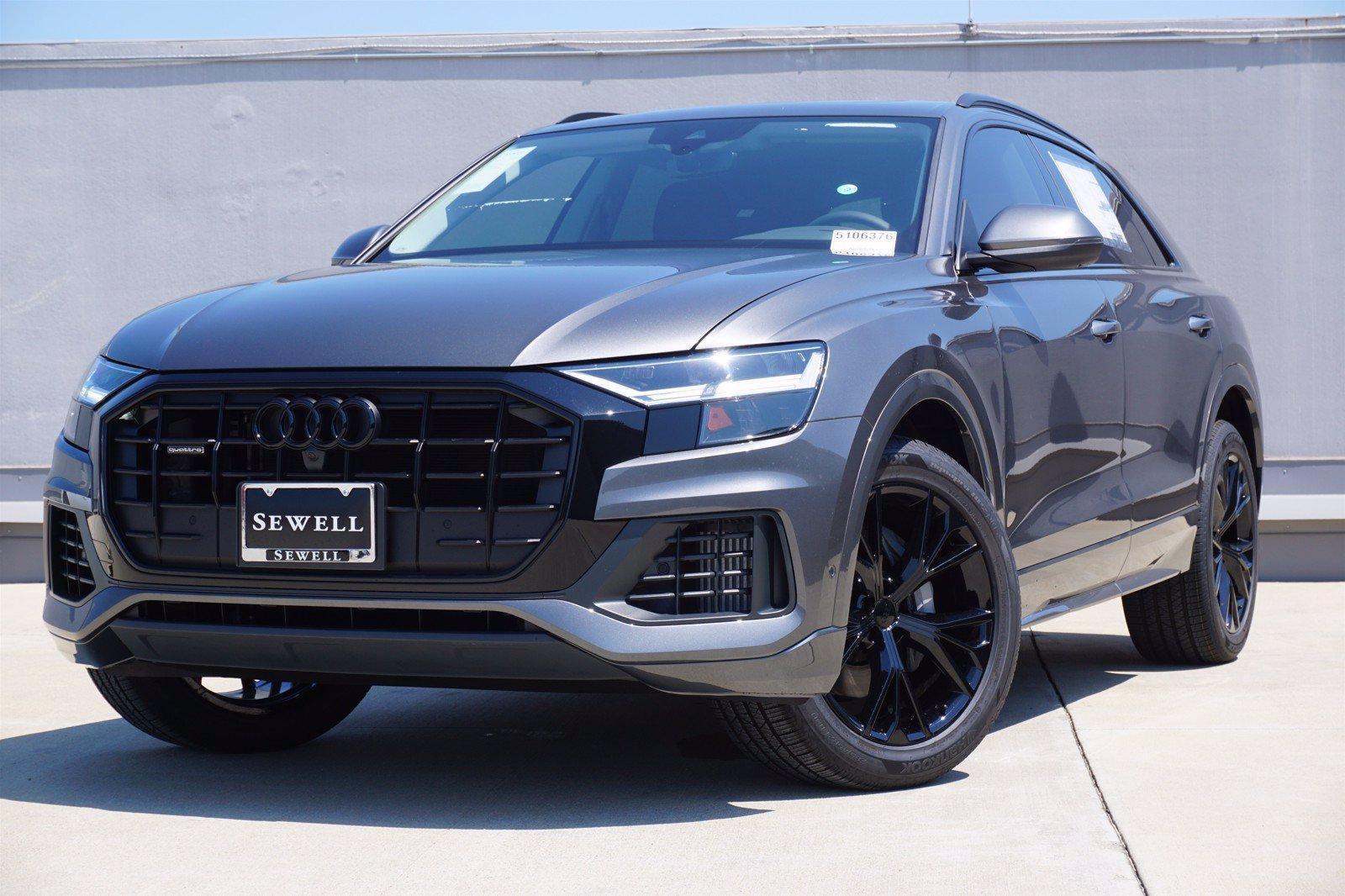 2021 Audi Q8 Vehicle Photo in Sugar Land, TX 77478