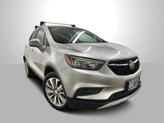 2017 Buick Encore Vehicle Photo in Portland, OR 97225