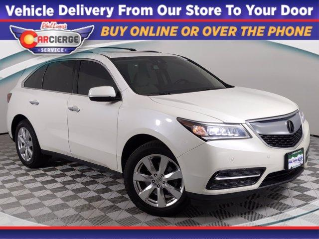 2016 Acura MDX Vehicle Photo in Denver, CO 80123