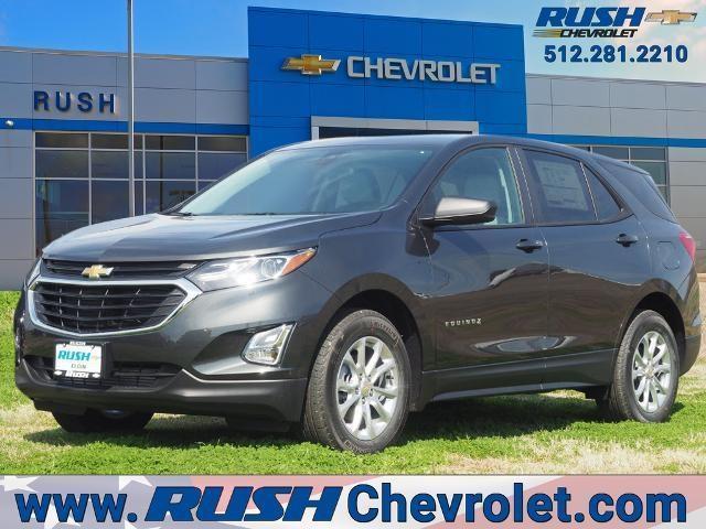 2021 Chevrolet Equinox Vehicle Photo in Elgin, TX 78621