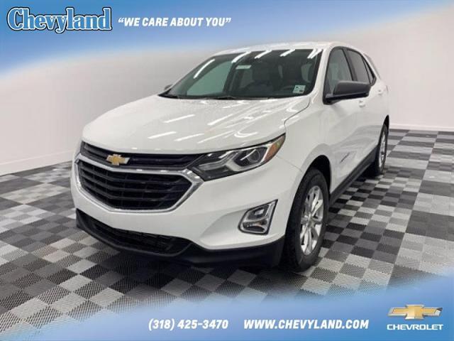2021 Chevrolet Equinox Vehicle Photo in Shreveport, LA 71105