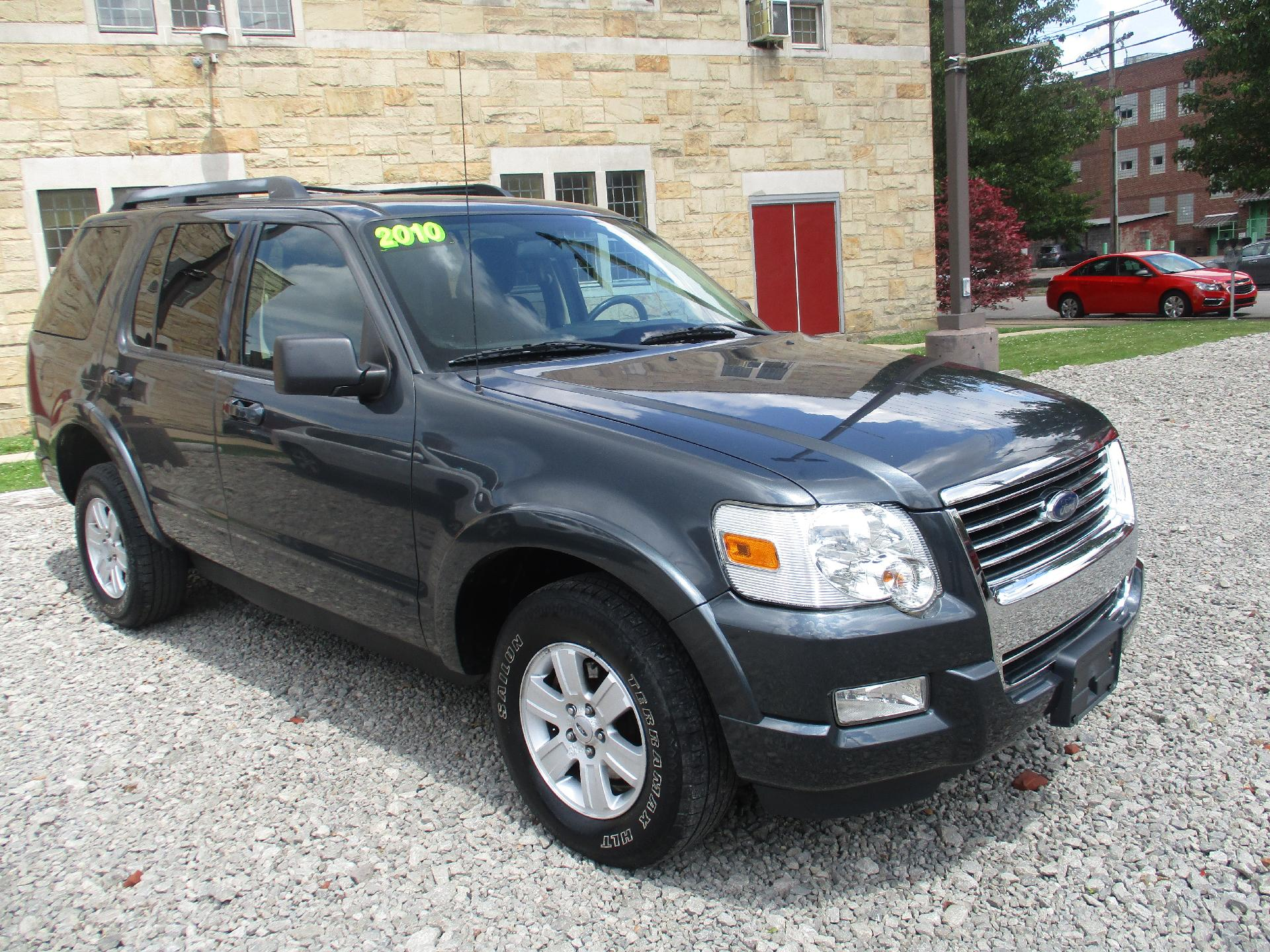2010 Ford Explorer Vehicle Photo in Kittanning, PA 16201