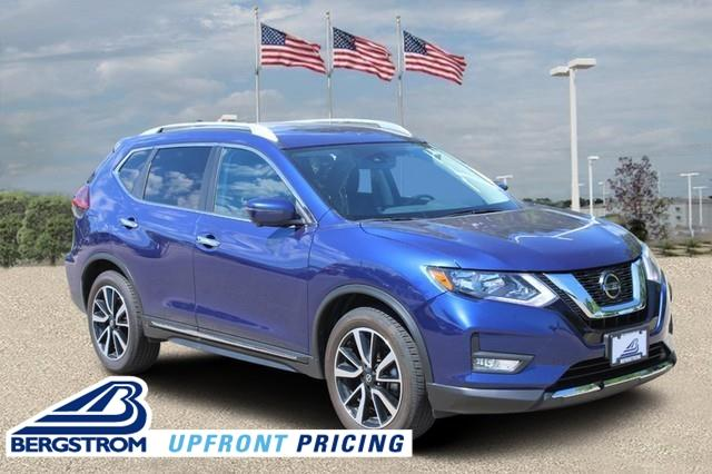 2020 Nissan Rogue Vehicle Photo in MADISON, WI 53713-3220