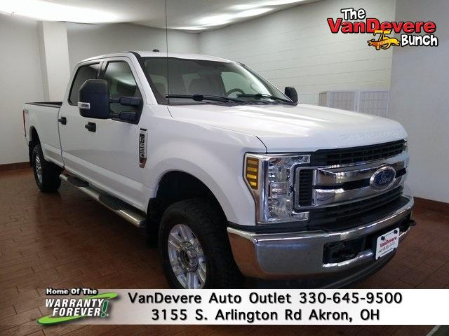 2018 Ford Super Duty F-250 SRW Vehicle Photo in Akron, OH 44312