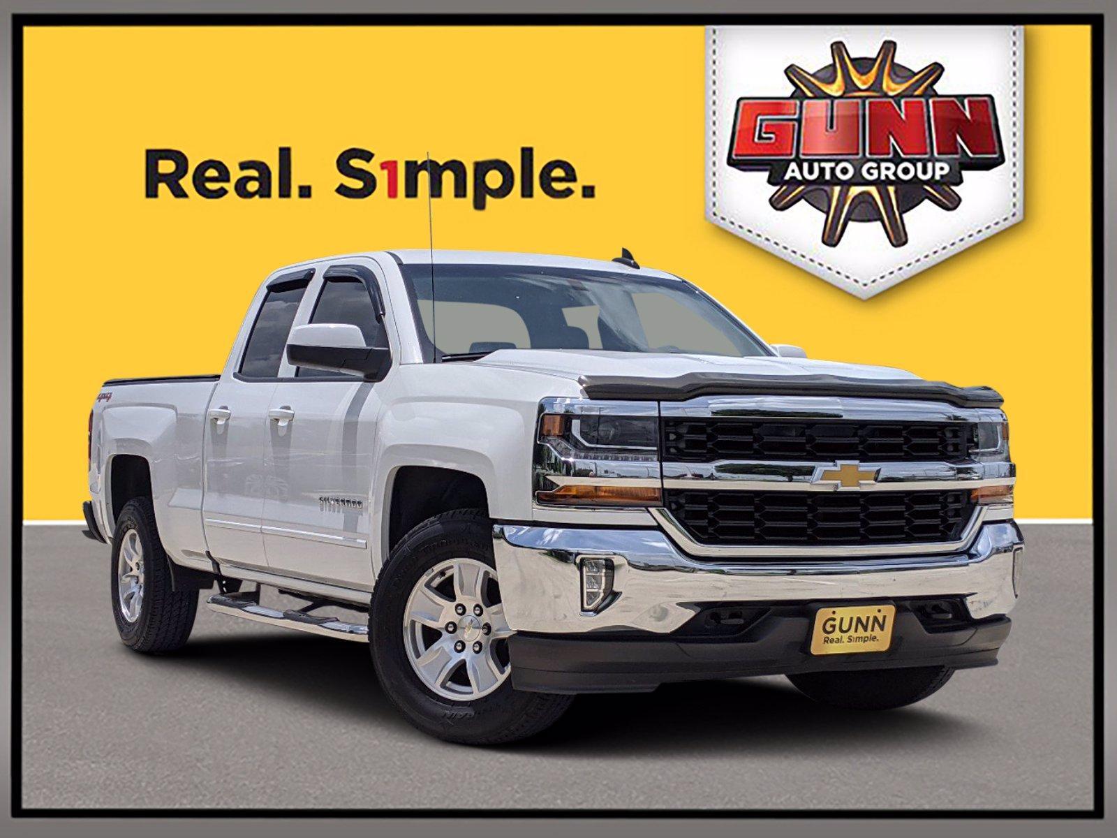 2017 Chevrolet Silverado 1500 Vehicle Photo in SELMA, TX 78154-1459