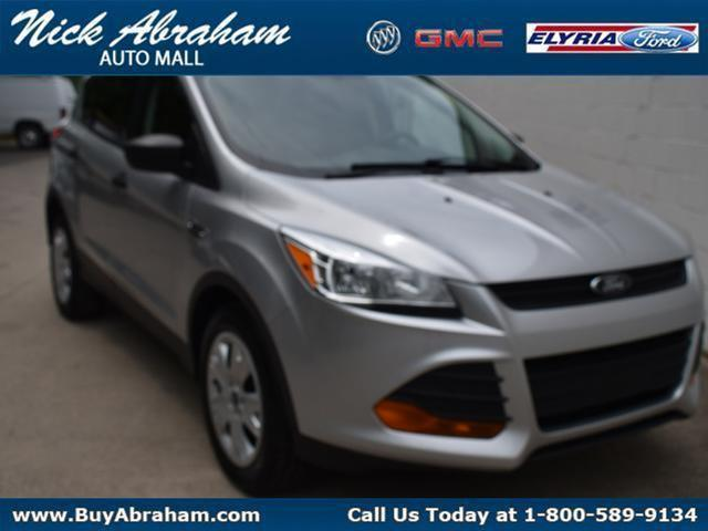 2016 Ford Escape Vehicle Photo in Elyria, OH 44035
