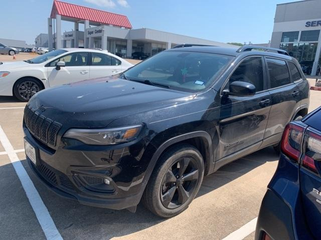2019 Jeep Cherokee Vehicle Photo in Fort Worth, TX 76116