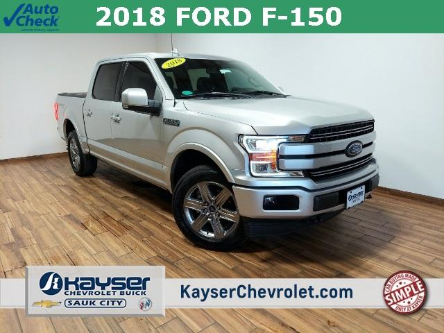 2018 Ford F-150 Vehicle Photo in SAUK CITY, WI 53583-1301