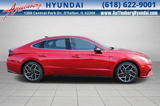2021 Hyundai Sonata Vehicle Photo in O'Fallon, IL 62269