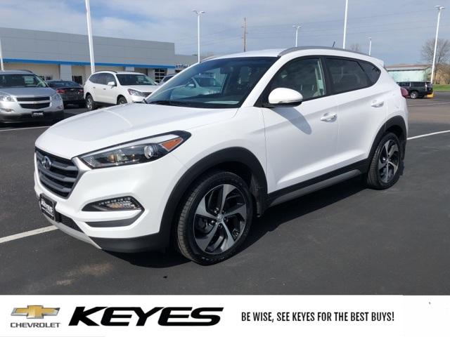 2017 Hyundai Tucson Vehicle Photo in Menomonie, WI 54751