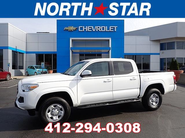 2019 Toyota Tacoma 2WD Vehicle Photo in Moon Township, PA 15108
