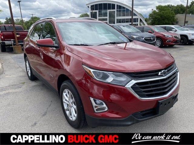 2019 Chevrolet Equinox Vehicle Photo in Williamsville, NY 14221