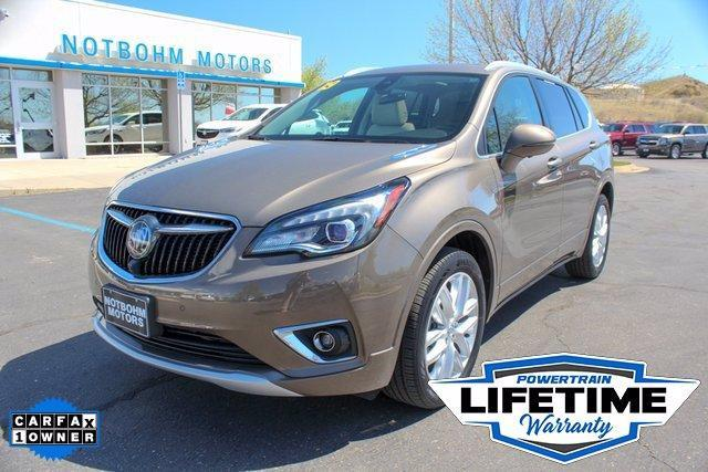 2019 Buick Envision Vehicle Photo in Miles City, MT 59301-5791