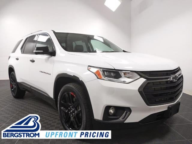 2020 Chevrolet Traverse Vehicle Photo in Neenah, WI 54956