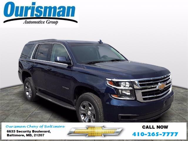 2019 Chevrolet Tahoe Vehicle Photo in BALTIMORE, MD 21207-4000