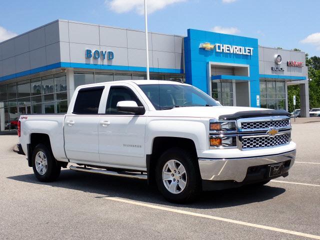 2015 Chevrolet Silverado 1500 Vehicle Photo in Emporia, VA 23847