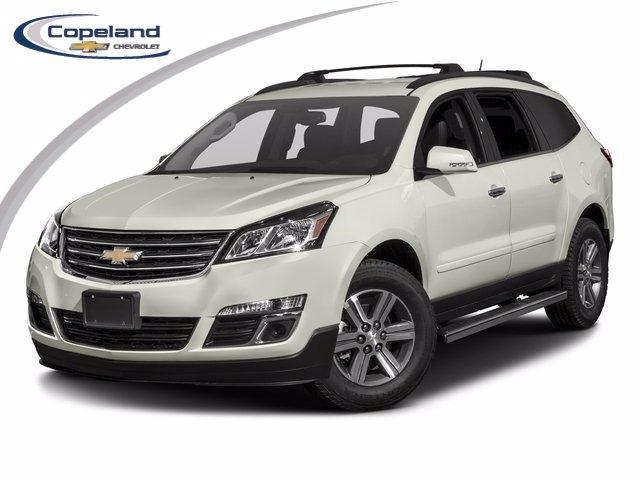 2017 Chevrolet Traverse Vehicle Photo in BROCKTON, MA 02301-7113