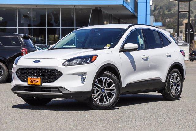 2020 Ford Escape Vehicle Photo in Colma, CA 94014